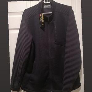 UNDER Armour zip up coat